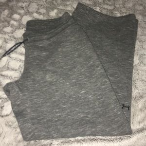 Under Armour Cold Gear Gray Pants